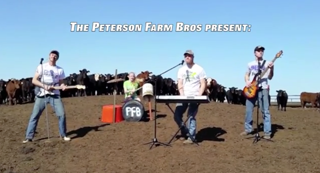 Video Thumbnail for Peterson Farm Bros. Are 'Taking Care of Livestock'