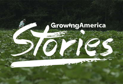 "Video Thumbnail for Growing America Stories: ""I Was 20 Years Old and Determined to Be a Farmer"""